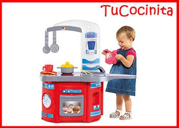Cocina de juguete pequeña
