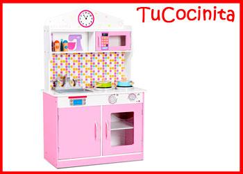 Cocinita para niñas