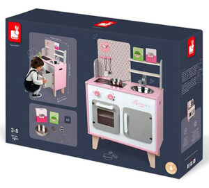 Cocinita infantil Macaron