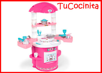 Cocinita Hello Kitty